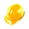 Каска защитная «ЛИДЕР» (белая,оранжевая)