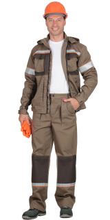 Костюм «СИРИУС-РОДОС» куртка, брюки