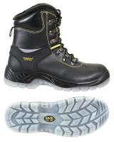 Ботинки «SAVEL-КОМФОРТ» кожаные на натуральном меху ПУ-ТПУ